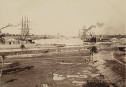 Kidderpore Docks, Calcutta